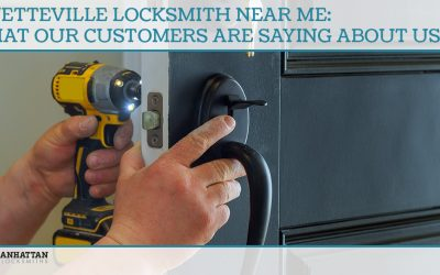 Fayetteville Locksmith Near Me: What Our Customers Are Saying About Us!